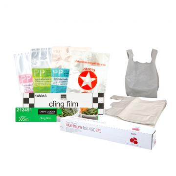 Cling Film & Food Bags