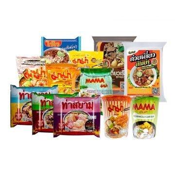 Thai Instant Noodles