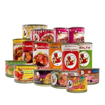 Tinned Meat & Fish