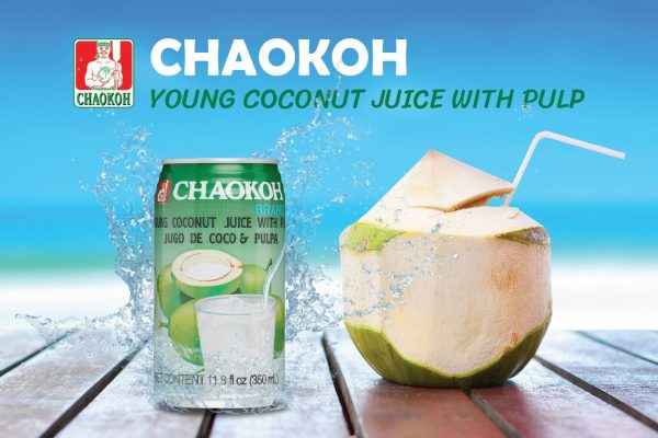 chaokoh coconut juice